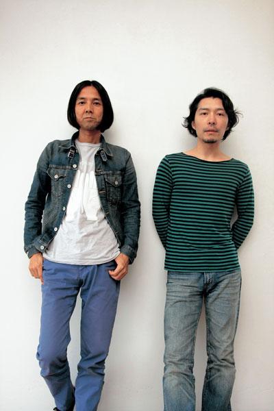 高野寛 + 伊藤大助