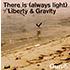 �����̃A�i���O7inch�wThere is (always light)/ Liberty & Gravity�xHMV���ً}��������I