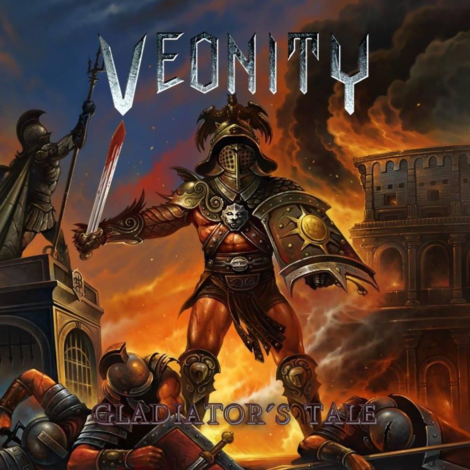 VEONITY 1st�A���o���I