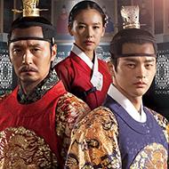 ソ・イングク、イ ソンジェ出演「王の顔」DVD-BOX発売中