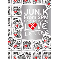 Jun.K (From 2PM)  2nd�\���c�A�[���Җ]��Blu-ray&DVD��
