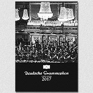 ドイツ・グラモフォン クラシック・カレンダー2017