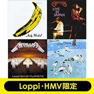 "【Loppi・HMV独占復刻】 今なら10%オフ!ロック&ポップス""廃盤""紙ジャケSHM-CD再プレス"