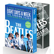 【HMV限定トートバッグ特典】「ザ・ビートルズ EIGHT DAYS A WEEK -The Touring Years」が早くもBlu-ray&DVDで発売!