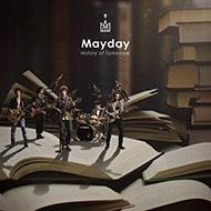 【先着特典】Mayday 最新アルバム『自伝 History of Tomorrow』日本限定盤