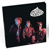 クリーム『Fresh Cream』発売50周年3CD+Blu-ray Audioデラックス盤