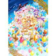 『映画魔法つかいプリキュア!奇跡の変身!キュアモフルン!』Blu-ray&DVDが3/1(水)に発売