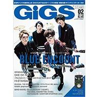 【特典】『GIGS』BLUE ENCOUNTポストカード