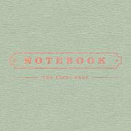 パクキョン (Block B) 1stミニアルバム『NOTEBOOK』