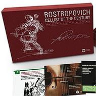 ロストロポーヴィチ〜ワーナー録音全集(40CD+3DVD)