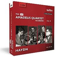 アマデウス四重奏団のRIAS音源第6弾