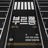 SF9 1stミニアルバム『Burning Sensation』