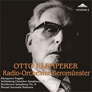クレンペラー&ベロミュンスター放送管弦楽団