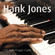 【ローチケHMV限定復刻】 ハンク・ジョーンズ最晩年の名演 『Live from Prague Castle』