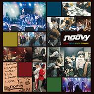 【先着特典】台湾発ボーイズバンド noovy シングル『KALEIDOSCOPE』再プレス