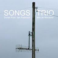 【ローチケHMV限定復刻】 ドリアン・フォード人気トリオ盤「Songs Trio」2タイトル
