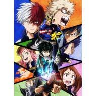 『僕のヒーローアカデミア 2nd』Blu-ray&DVD発売決定