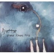 【ローチケHMV限定復刻】スティーヴ・コーヴェン・トリオ レア人気盤『Lifetime』