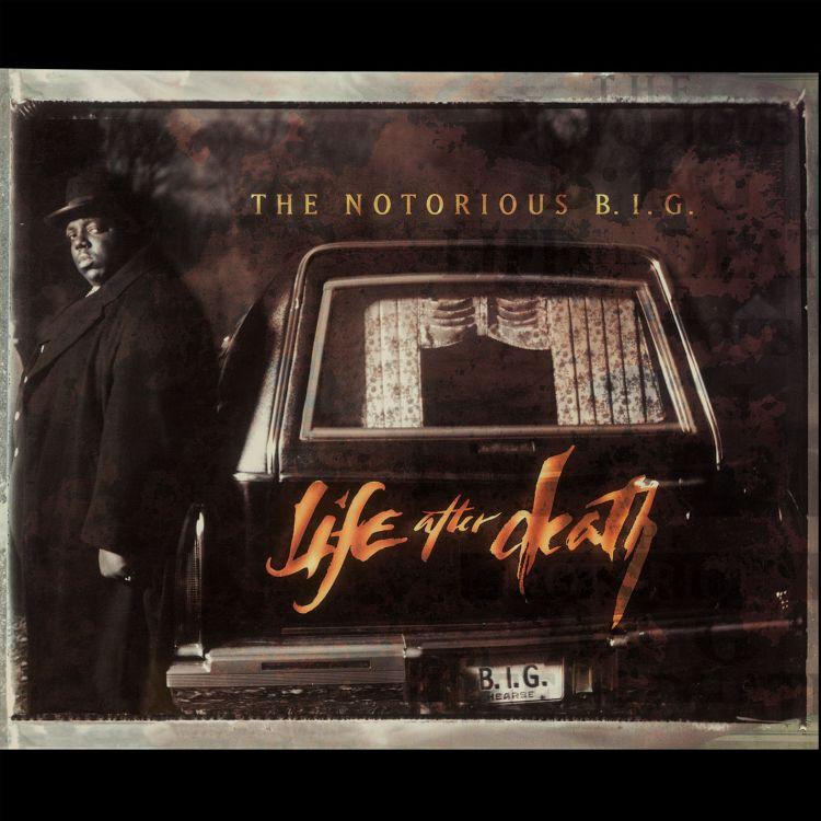 ビギー遺作『Life After Death』が3枚組アナログ盤でリリース