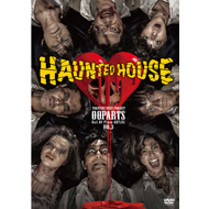 OOPARTS Vol.3「HAUNTED HOUSE」DVD発売決定