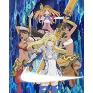『ソード・オラトリア』Blu-ray DVD発売決定