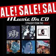 【特価】早い者勝ち!MUSIC ON CD社ジャズ再発シリーズ