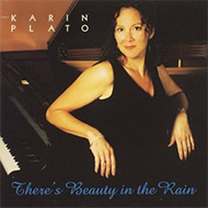 【特価】カリン・プラート1998年レア人気盤『There's Beauty In The Rain』