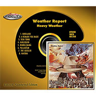 ウェザー・リポート大ヒットアルバム『Heavy Weather』がハイブリッドSACD化