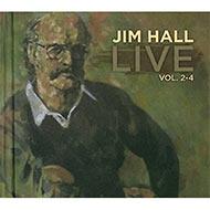 長らく廃盤だったジム・ホール『Live Vol.2-4』が限定復刻