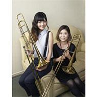 あたたかく、斬新。幸せを呼ぶジャズ 女流2トロンボーンユニット「THE BON BONES」