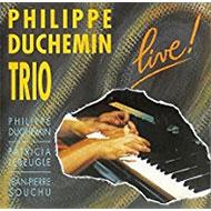 フランス・ピアノ名手フィリップ・ドゥシュマンの1992年レア・トリオライヴ盤