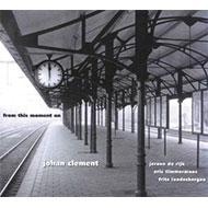 【特価】オランダのピアノ名手ヨハン・クレメントによる寺島本掲載の大人気レア盤