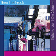 【ローチケHMV限定復刻】TCBレーベル屈指のレア盤 ローランド・ヴォン・フルー『Theo The Freak』