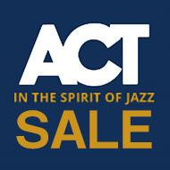 【数量限定】設立25周年ACTジャズ名盤セール