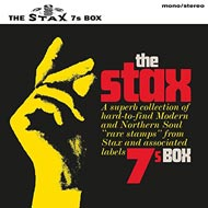 STAX60周年記念!7枚組7インチアナログBOXが限定発売