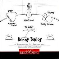 マッシモ・ファラオ・トリオをバックに快演 ベニー・ベイリー2005年最後の録音