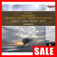 【在庫特価】ベルティーニ/モーツァルト:レクイエム、大ミサ曲(2CD)
