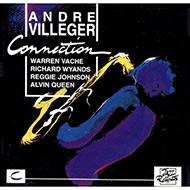 【ローチケHMV限定復刻】仏ジャズ隠れたテナー名手アンドレ・ヴィレジュ傑作『Connection』