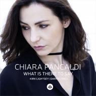 イタリアの歌姫キアラ・パンカルディ 有名スタンダードを歌い上げた待望の最新作