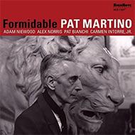 ジャズギター巨匠パット・マルティーノ 11年ぶりリーダー作