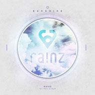 RAINZ(レインズ)1stミニアルバム『SUNSHINE』
