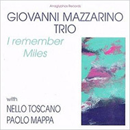 ジョヴァンニ・マッツァリーノ幻のピアノトリオ盤デッドストック 極少量入荷決定