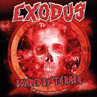 EXODUS 1990年のライヴ音源!