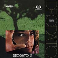 【再入荷】デオダート『ツァラトゥストラはかく語りき』『Deodato 2』SACDカップリング盤