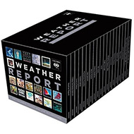 ウェザー・リポートColumbiaアルバム18作品を格納 24枚組コンプリートボックス