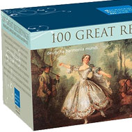 DHM 100グレート・レコーディングス(100CD)
