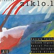 イナキ・サルヴァドール参加 スペイン産ギターカルテット1994年レア盤復刻