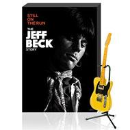 特製ギターフィギュア付き!ジェフ・ベック初のドキュメンタリー映像作品