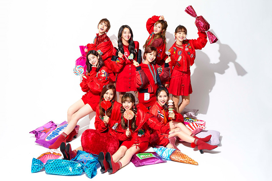 TWICE 2nd SINGLE Candy Pop
