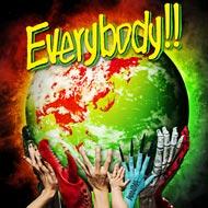 WANIMA『Everybody!!』が2枚組アナログレコードで登場!